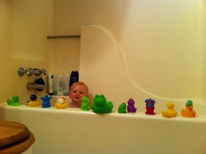 Bath Line Up - 01