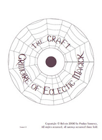 Cover of Parker Torrence's Book The Craft Grimoire Of Eclectic Magic