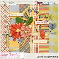 Spring Fling - Mini Kit