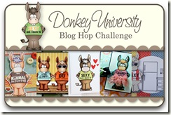 Blog Hop Graphic - Donkey University