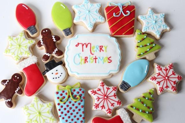 Christmas Cookies 327