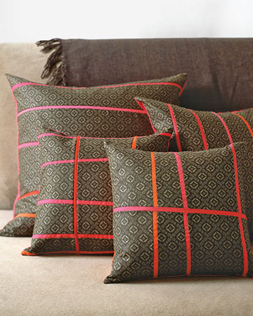 Weekend Project: Decorative Pillows - Home Design with Kevin Sharkey