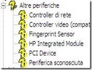 Come trovare i driver delle periferiche sconosciute su Windows