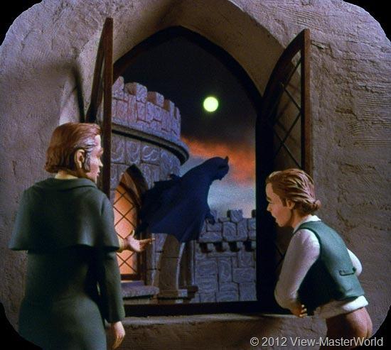 View-Master Dracula (B324), Scene B2