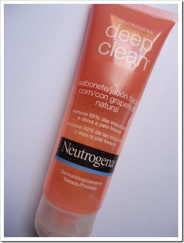 sabonete grapefruit neutrogena