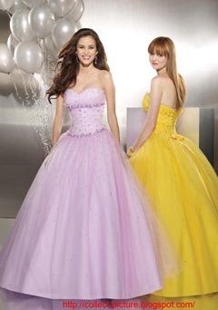 fashion model wedding dress
