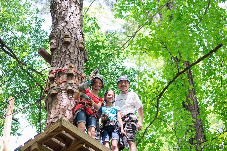 Callaway Gardens Treetop adventure blog-13