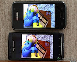 Super Amoled VS Reality Display