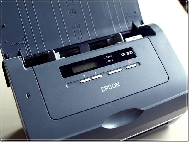 EPSON GT-S50