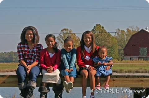 caffey girls family photo 2011cropped