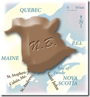chocolate New Brunswick