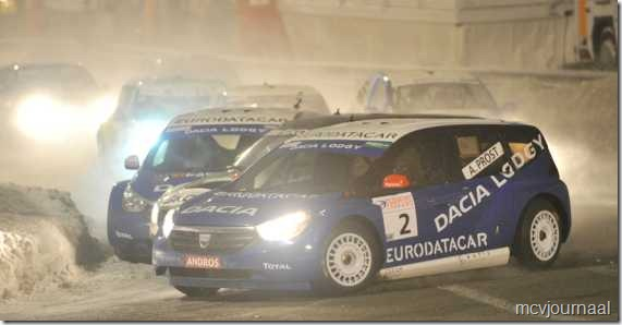 Dacia Lodgy Champion Trophee Andros 2012 03