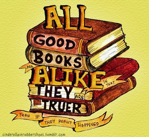All Good Books are Alike