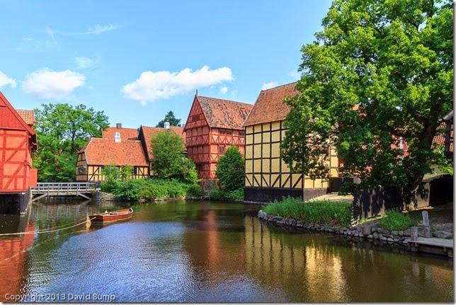 Den Gamle By, Arhus, Denmark