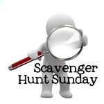 Blog- Scavenger Hunt