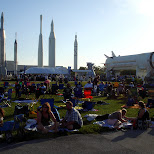 NASA kennedy space center in Cape Canaveral, Florida, United States