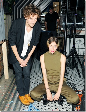 Patrick Wimberly, Caroline Polachek, (Chairlift)