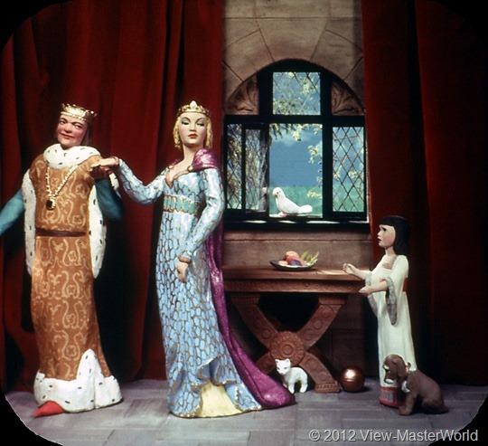 View-Master Snow White and the Seven Dwarfs (B300), Scene 2