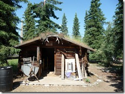 Old Loggers cabin
