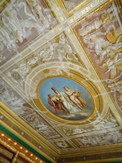 2014.09.07-019 plafond de la bibliothèque de l'empereur