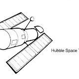satelite hubble