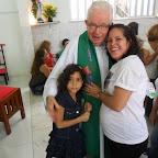 Visita do padre André Seutin à Paróquia São João Bosco