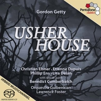 Gordon Getty: USHER HOUSE [PentaTone PTC 5186 451]