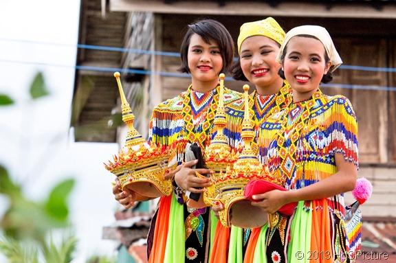 penduduk Thailand