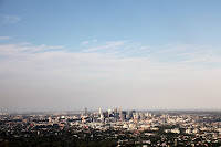 View from Mt Cootha