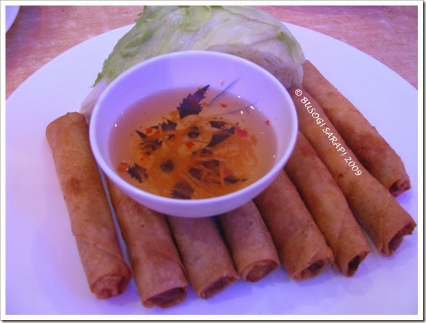 vietnamese spring rolls© BUSOG! SARAP! 2009