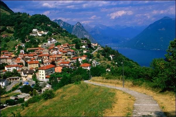قرية ريفية
