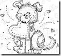 ScrapEmporium_Lovey Pup_Whimsy Stamps_MD1036