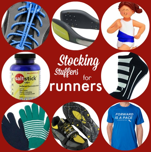 17 Stocking Stuffers for Runners under 20