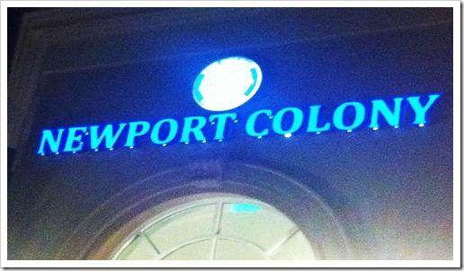 Newport Colony
