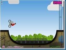 jogos de bike bmx half-pipe