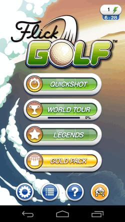 Flick Golf! Free-09