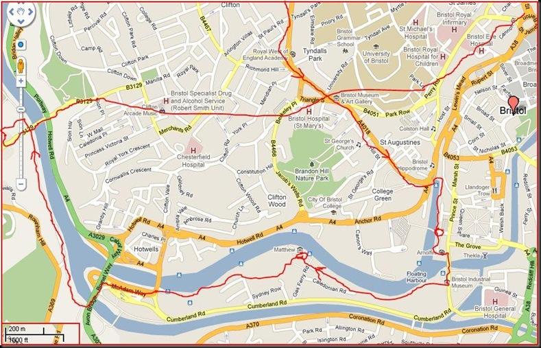Bristol Path