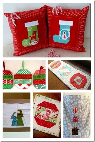 Sew Seasonal Projects