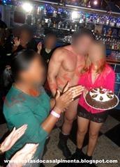 Stripper Rafael Azeredo e Sra Pimenta