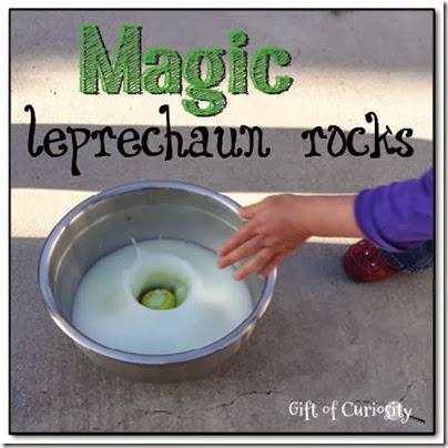 leprechaun rock