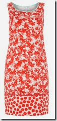 Marella Floral Printed Shift Dress