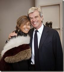 Gianni and Consuelo Castiglioni