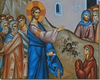 Canaanite woman, 1