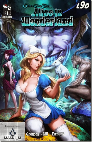 P00001 - Grimm Fairy Tales Present