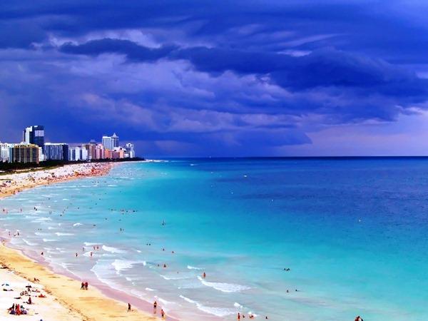 ميامي اجمل شواطئ العالم