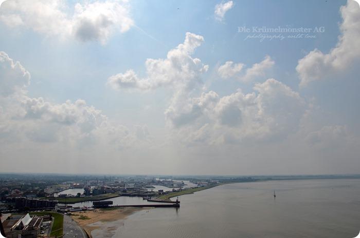 Wremen 29.07.14 Bremerhaven 66 Aussichtsplattform
