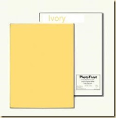8x13 ivory Icing Sheet