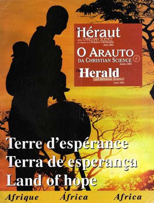 Arauto da Ciência Cristã_ edição trilingue_ junho 2001