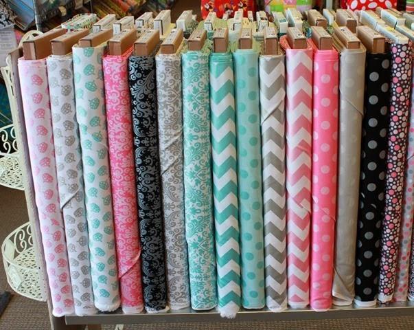 Riley Blake sparkle fabrics