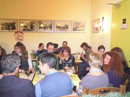 Μουσική βραδιά στο Καφενείο της Καμπάνας (9-3-2012)